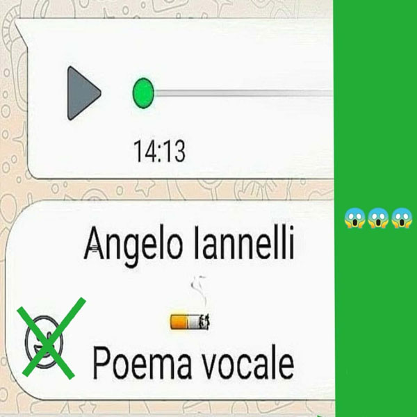 Angelo Iannelli - Poema Vocale